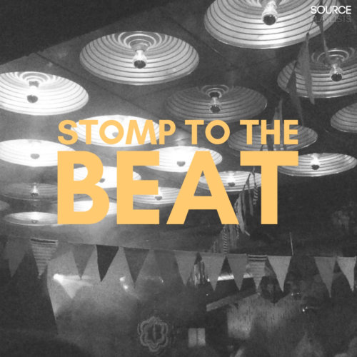 Stomp to the beat